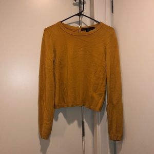 Marc Jacobs Mustard Sweater